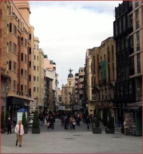Glyphos gu a de valladolid - Calle santiago madrid ...